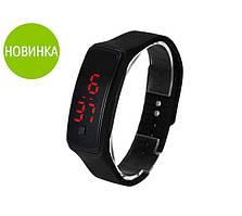 Электронные женские часы-браслет