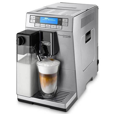 Кофемашина автоматическая Delonghi PrimaDonna XS ETAM 36.365.M, фото 2