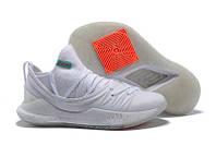 Баскетбольные кроссовки UA Curry 5 Low  white