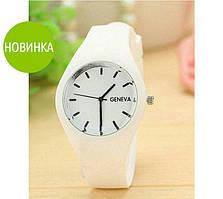 Наручные женские силиконовые часы
