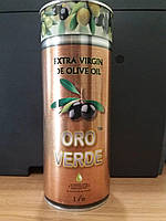 Оливковое Масло Oro Verde Extra Virgin de Olive Oil 1л