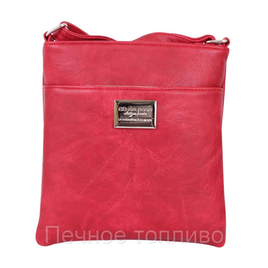 Сумка de esse DS30015-270 Красная