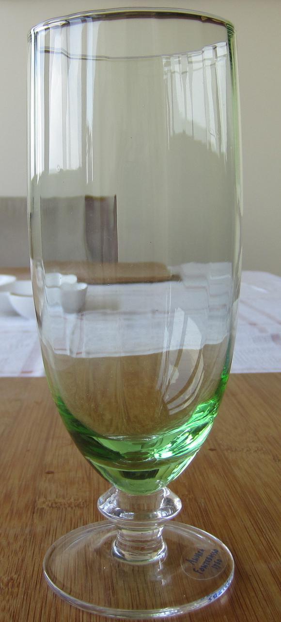 Набор цветных бокалов для шампанского Irene