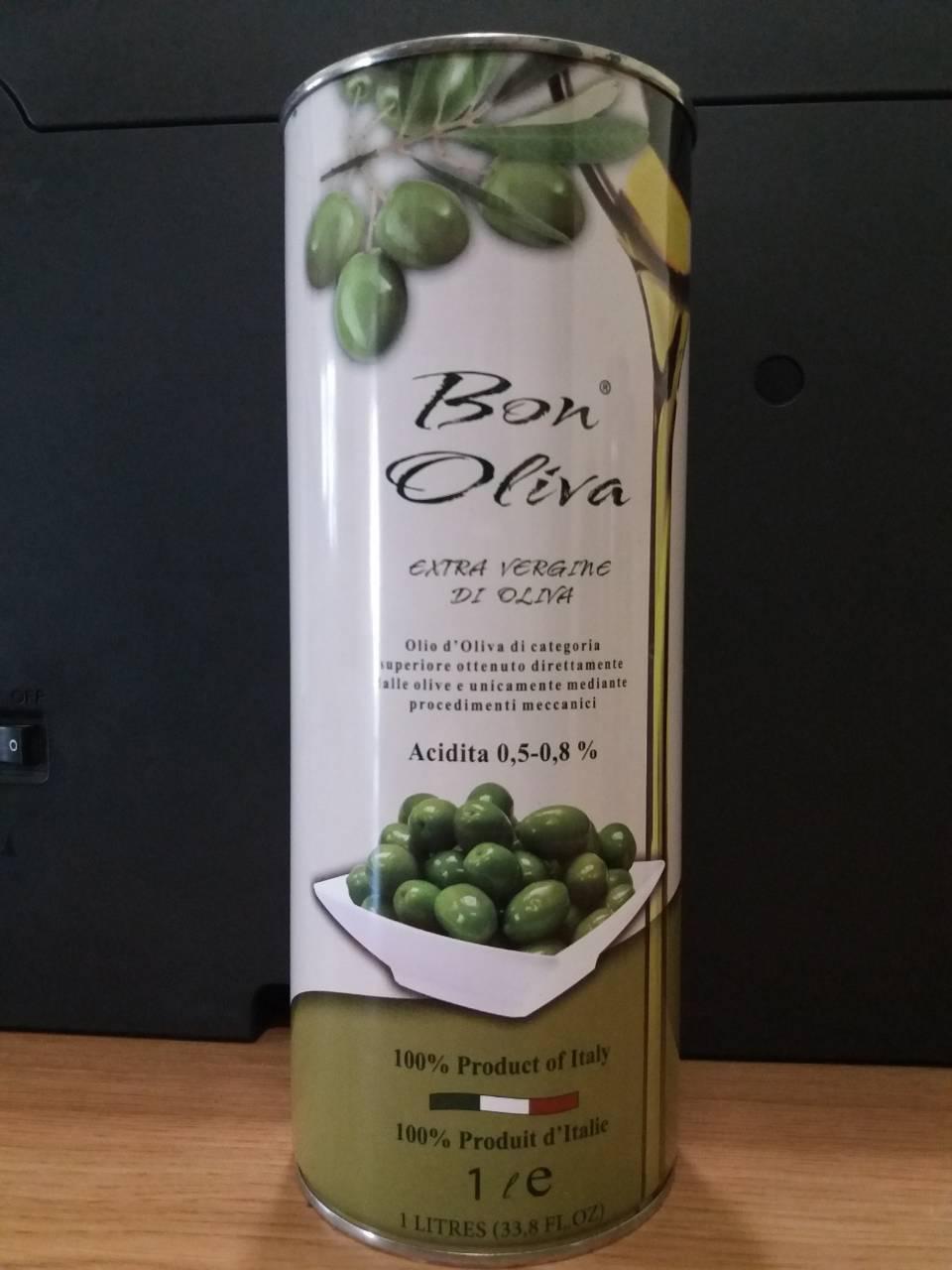 Оливковое масло Bon Oliva Extra Vergine Di Oliva 1 л