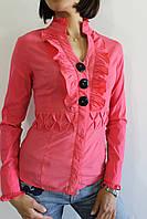Рубашка женская розовая 3006 S