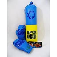 """Боксерський Набір """"Україна"""" середній Danko toys"""
