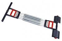 Пружинный тренажер эспандер (5 полос) Three function Exerciser, фото 1