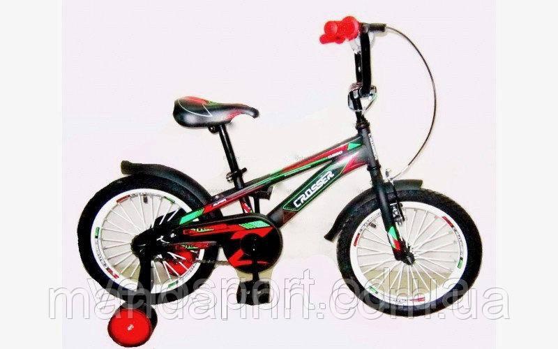 Велосипед дитячий Crosser G 960 16 дюймів