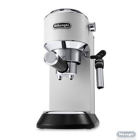Рожковая кофеварка эспрессо Delonghi EC 685.W, фото 2