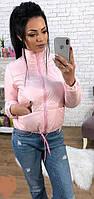 Куртка женская на синтепоне  вв147, фото 1
