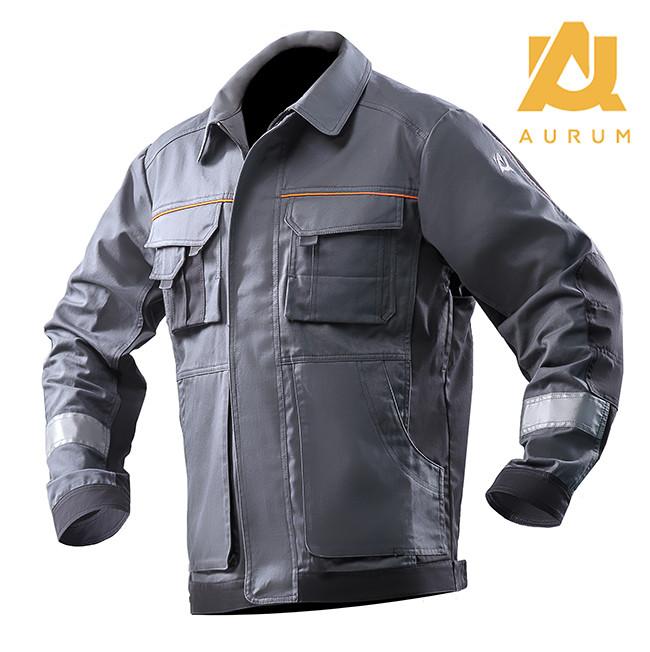 Куртка рабочая AURUM из хлопка