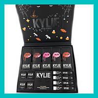 Набор косметики Kylie Jenner черный!Акция