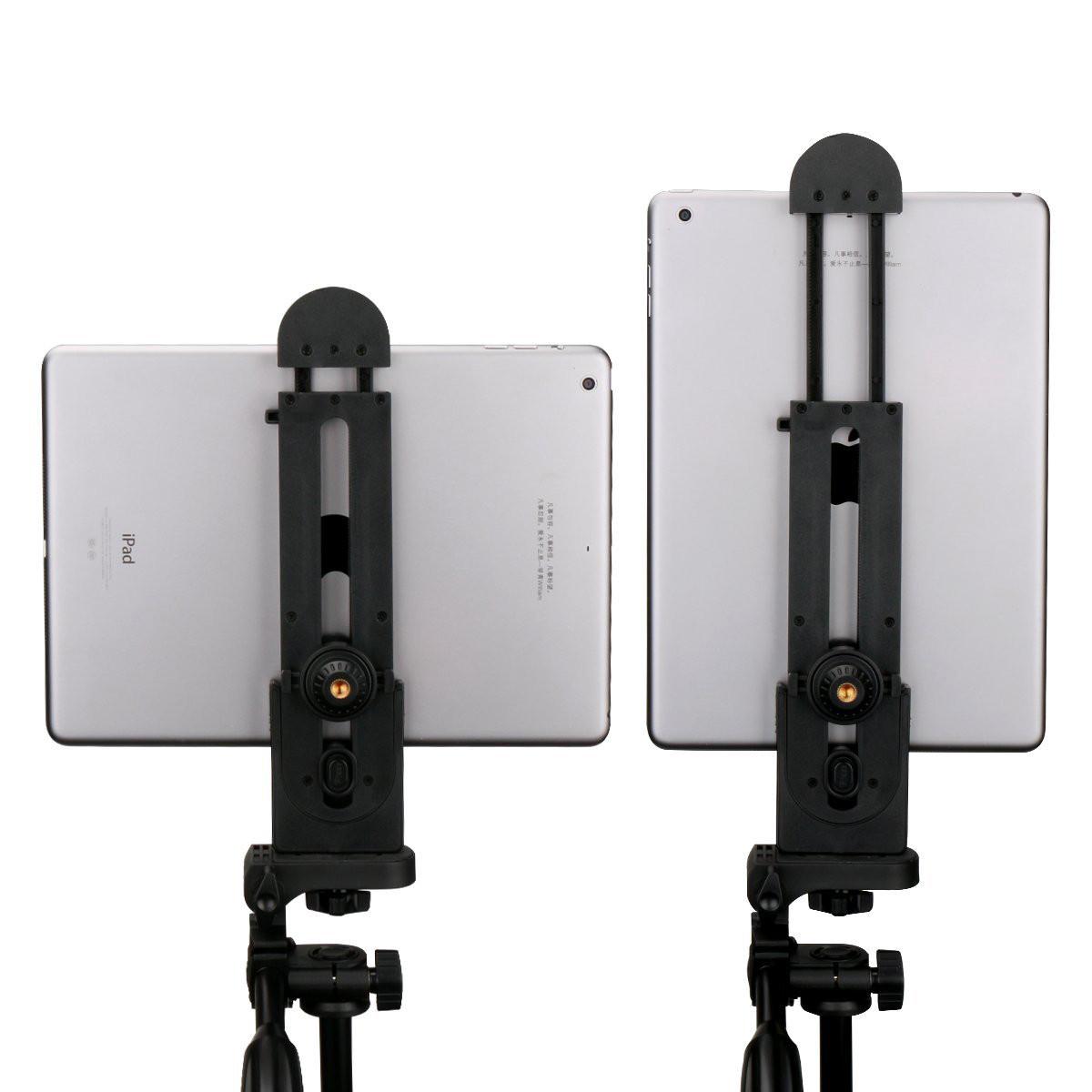 Тримач для планшета, Холдер для iPad, Кріплення планшета під штатив, адаптер планшета під трипод, монопод.