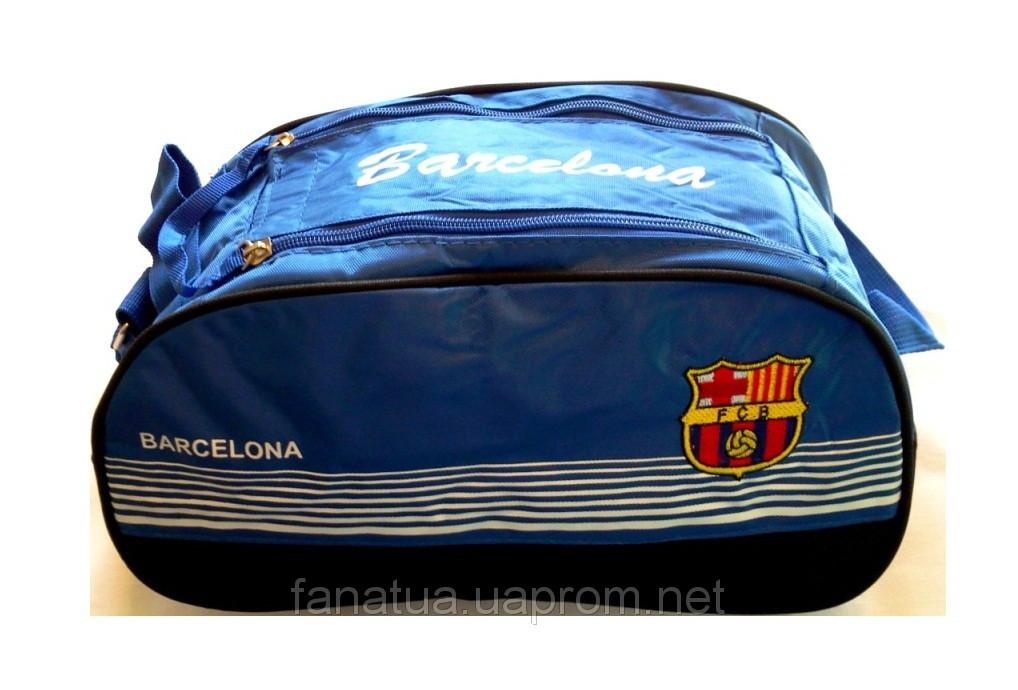 Сумка клубная ФК Барселона
