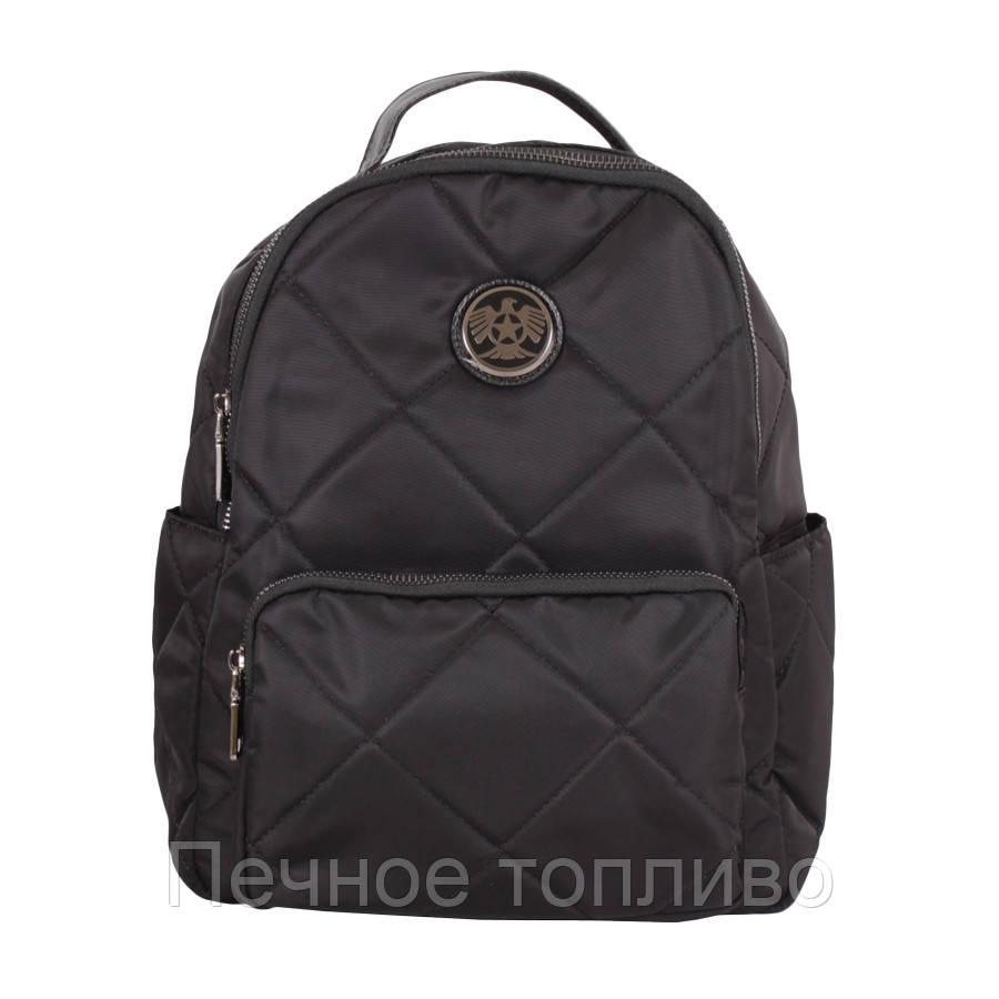 Сумка-рюкзак D22599-1Z Черная