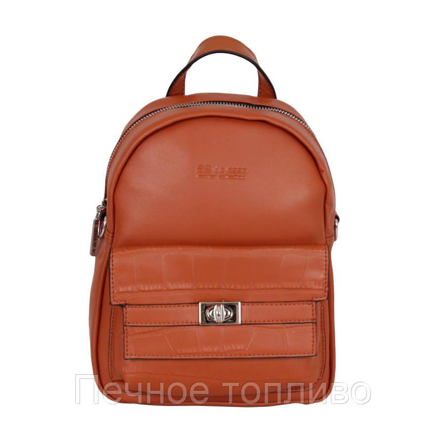 Сумка-рюкзак L27726-75 Рыжая