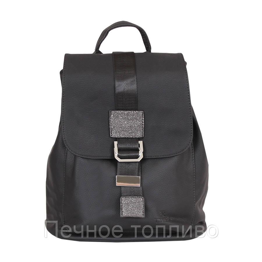 Сумка-рюкзак T37569-101 Черная
