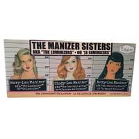Палитра хайлайтеров The Balm The Manizer Sisters