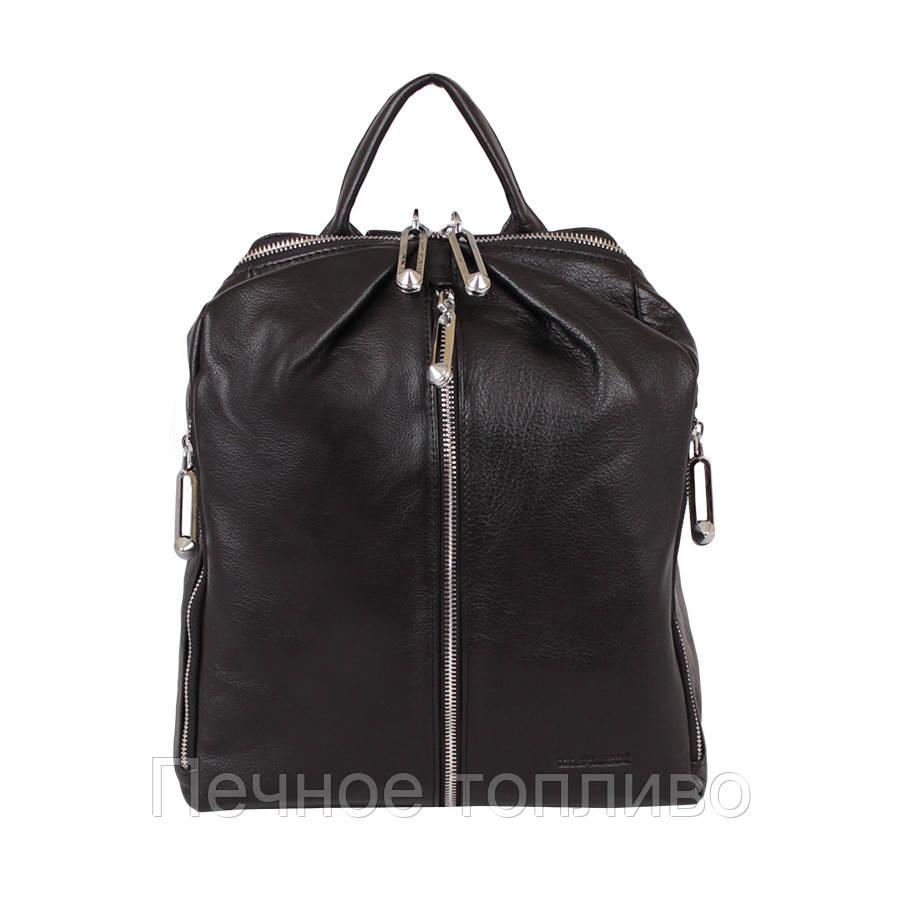 Сумка-рюкзак L46239-2 Черная