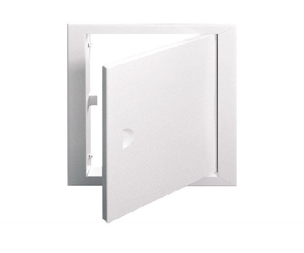 Дверца ревизионная металлическая 10*10