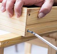 Реставрация деревянной кровати в домашних условиях