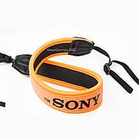 Нашейный ремень для цифровой фото камеры SONY
