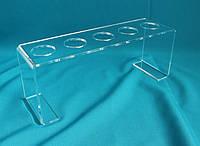 Подставка под вафельный рожок 5 отверстий, фото 1