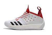 Баскетбольные кроссовки Adidas Harden Vol. 2 white