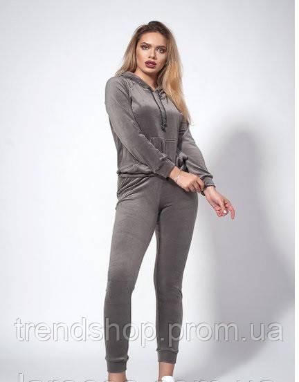 51b8f1ac Женский велюровый спортивный костюм, цена 500 грн., купить в ...