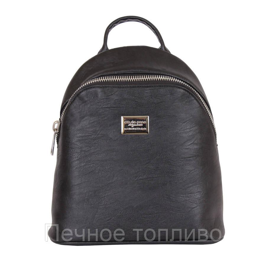 Сумка-рюкзак D23186-4001 Черная