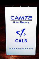 LiFePO4 аккумулятор CAM72 72Ah металлический (алюминиевый) корпус, фото 1
