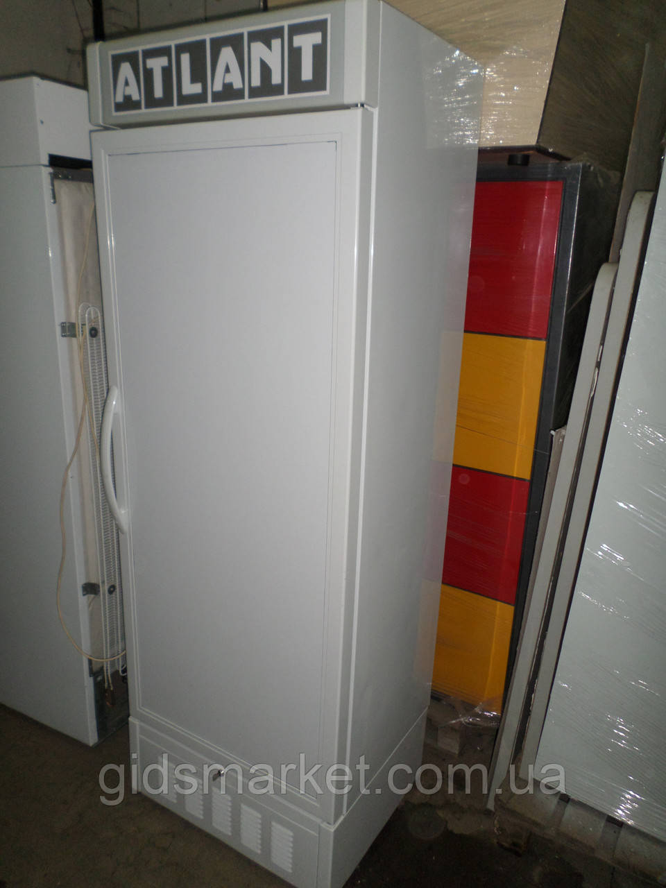 Холодильный шкаф Атлант ХТ 1000 бу., холодильник бу