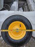 Колесо пневматичне BudMonster 3,5*6 великий (01-001) o/d= 16, фото 4