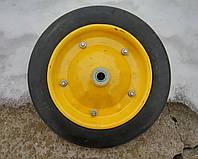 Колесо литое BudMonster SR 1301(01-030) o/d= 16 желтое