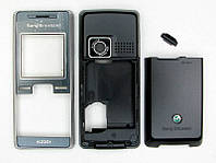 Корпус для Sony Ericsson K220i, синий