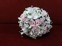 Заказать свадебный каскадный букет из орхидей, доставка и покупка цветов в киеве круглосуточно