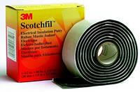 3M Scotchfil™ - электроизоляционная мастика для изоляции  и защиты от влаги 3,2х38 мм, рулон 1,5 м