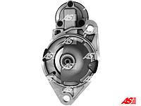 Cтартер для Opel Astra G 2.0 Turbo. 1.2 кВт. 9 зубьев. Новый, на Опель Астра Джи 2,0 Турбо, бензин.