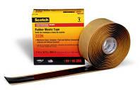 3M Scotch 2228 - резиново-мастичная лента 50х1,65 мм для изоляции  и защиты от влаги, рулон 3,1 м