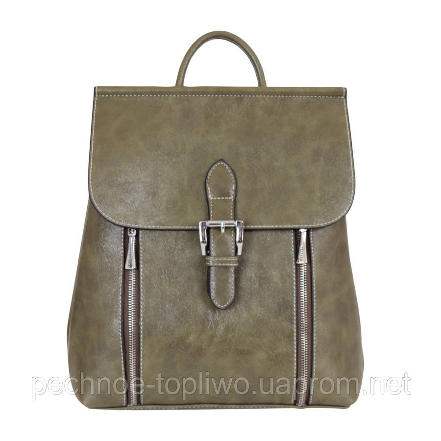 Сумка-рюкзак T37887-404 Зеленая
