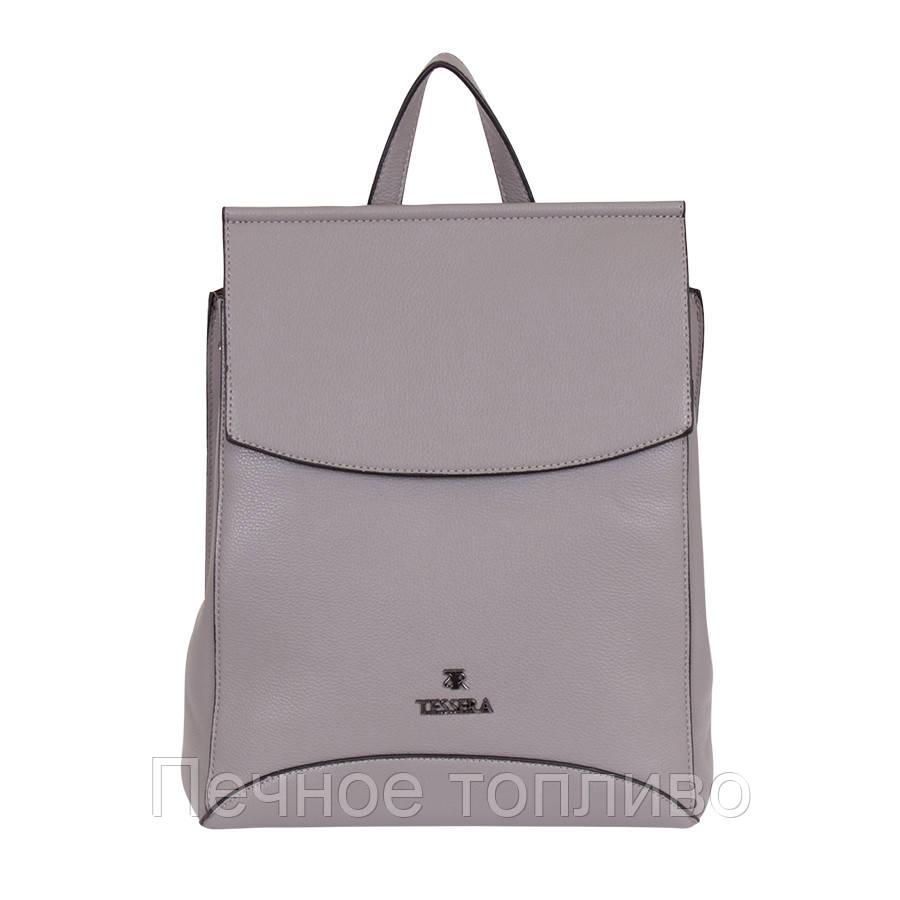 Сумка-рюкзак T37059-103 Серая