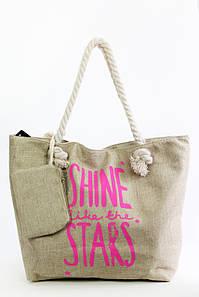 Пляжная сумка Тау песочная