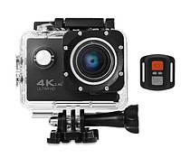 Экшн Камера (Action Camera) H16-4R WiFi 4K + Пульт