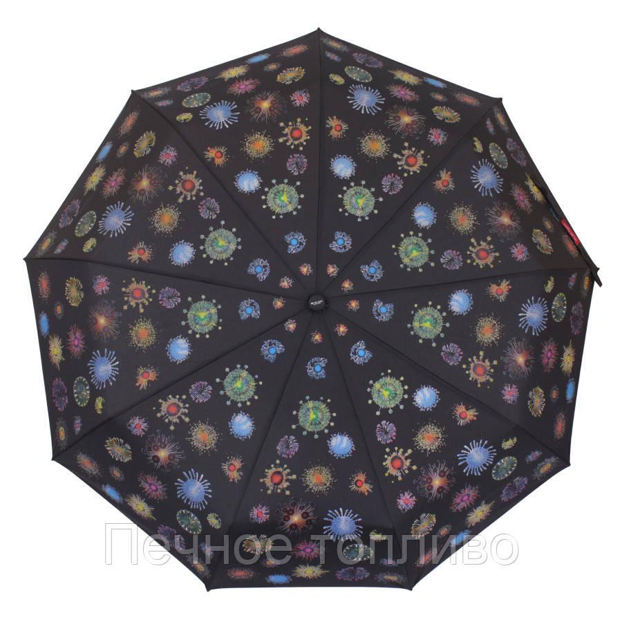 Зонт складной автомат  Фейерверк