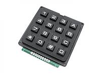 Матрична клавіатура 4x4, фото 1