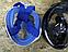 Подводная маска EasyBreath, закрывающая все лицо (2 размера), фото 7