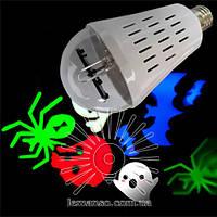 "LED Лампа LEMANSO RGB+White E27 4W ""МАСКАРАД"""