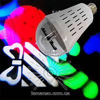 "LED Лампа LEMANSO RGB+White E27 4W ""ПРАЗДНИК"""