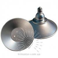 LED Лампа купольная LEMANSO IP65 10W E27 800LM 6500К (металл)