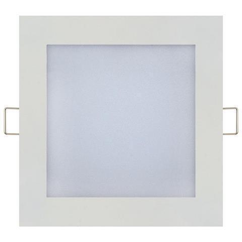 """Светильник врезной LED Horoz Electric """"Slim SQ - 9"""" 9W 4200K"""